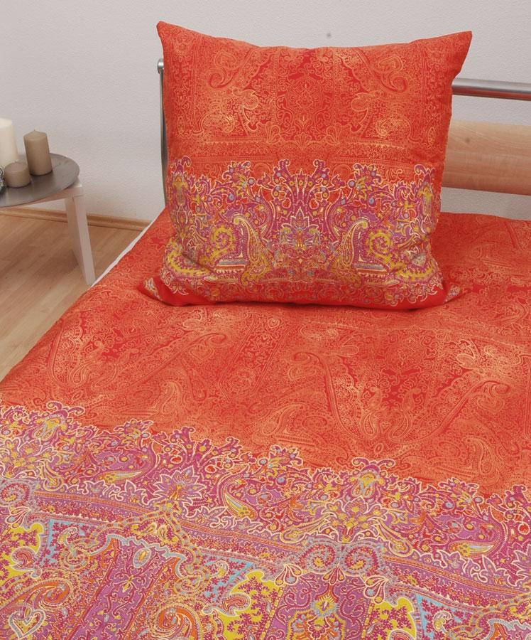 bassetti mako satin bettw sche michelle v 1 155x220cm ebay. Black Bedroom Furniture Sets. Home Design Ideas
