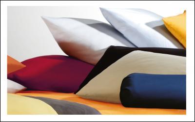 Welt Der Deckende Fleuresse Uni Interlock Jersey Bettwäsche