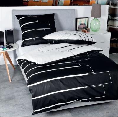 welt der janine mako satin bettw sche j d 87013. Black Bedroom Furniture Sets. Home Design Ideas