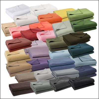 Welt-der-Decken.de - Zoeppritz Soft-Fleece-Wohndecke