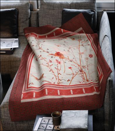 welt der bassetti plaid fong grancollage v9. Black Bedroom Furniture Sets. Home Design Ideas