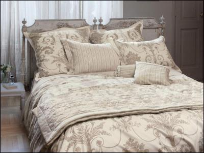 welt der laura ashley satin bettw sche dorset flax. Black Bedroom Furniture Sets. Home Design Ideas