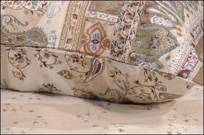 bassetti bettw sche correggio v5 nur 1x 135x200cm ebay. Black Bedroom Furniture Sets. Home Design Ideas