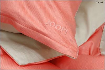 Welt Der Deckende Joop Soft Tones Kissenbezug Micro Stripes