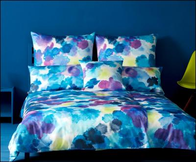 welt der covered maco satin bettw sche spots 722. Black Bedroom Furniture Sets. Home Design Ideas