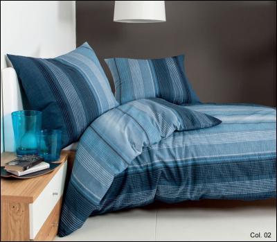 welt der janine seersucker bettw sche tango 2449. Black Bedroom Furniture Sets. Home Design Ideas