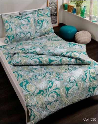 estella interlock jersey bettw sche elarda 6737 135x200cm ebay. Black Bedroom Furniture Sets. Home Design Ideas