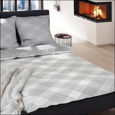 welt der bugatti mako satinbettw sche cross 5768. Black Bedroom Furniture Sets. Home Design Ideas