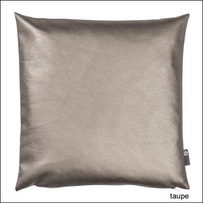 welt der pichler deko kissenh lle metallic. Black Bedroom Furniture Sets. Home Design Ideas